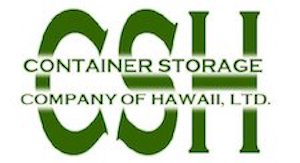 Container Storage Hawaii Logo