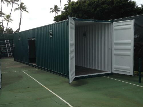 Specialty Country Club Storage Units