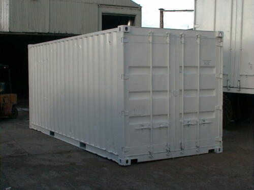 20' Used Refurbished Container